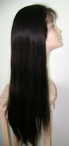 "Full Lace Wig Virgin Mongolian 24"" $393/Free Shipping"