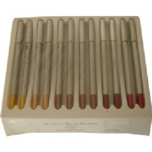 Prime Eye Pencil for Eye and Lip Collection of 24 In A Case