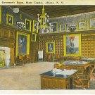 Governor's Room, State Capitol, Albany, N.Y. postcard