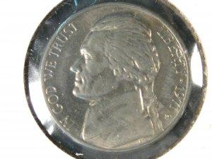 1971 D UNC Jefferson