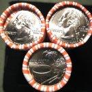 2009 P&D Samoa coin set