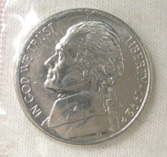 1992 D UNC Jefferson
