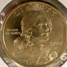 2000 D Sacagawea UNC #1246