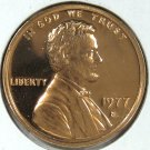 1977 S Lincoln Proof #1648