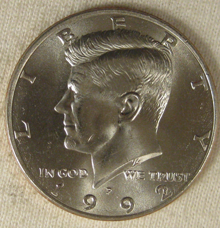 1992 Kennedy UNC #4094