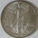 1941 Walking Liberty #4233