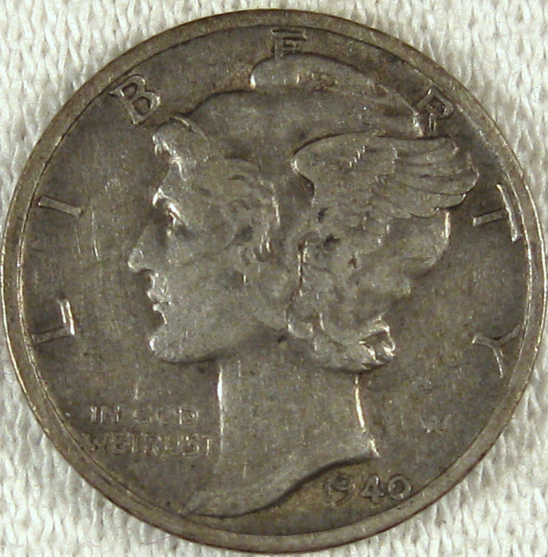 1940-D/D Mercury #4364