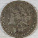 1880 Morgan VAM6 Top 100 #1608