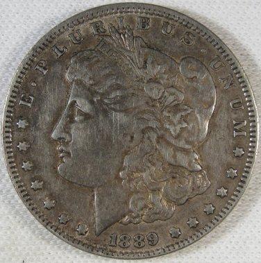 1889-O Morgan Vam-13B #4801