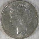 1923-D Peace Dollar UNC #5079