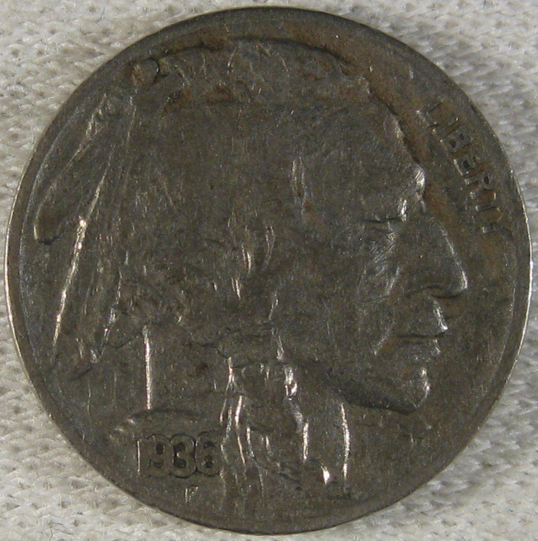 1936-S Buffalo #5133