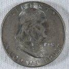 1948-D Franklin Half UNC #5102