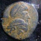 Double struck Constans/Constantine ancient coin