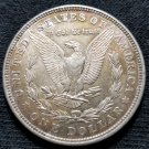 1921-D Morgan Dollar - AU details
