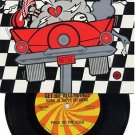 "GONE IN SIXTY SECONDS - Kick In The Head, Get Hip ‎– GH-140, 7"", Single"