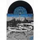 "MENACE DEMENT Nanna - Lungcast  ORGAN 001 7"", 45rpm, Single"