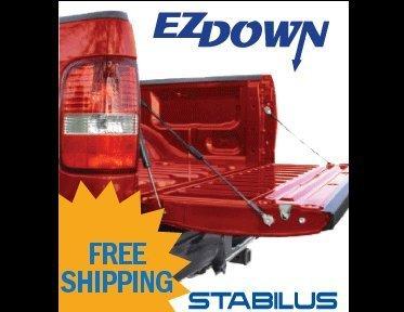 EZDown Tailgate DODGE RAM 02 03 04 05 EZ-Down Tail Gate