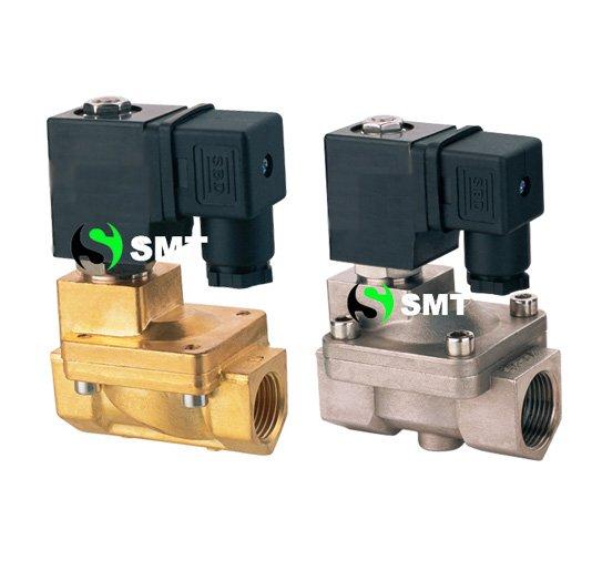 SLP solenoid valve