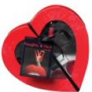 Naughty and Nice - 6 Piece Heart Gift Set