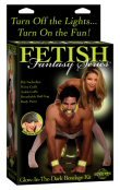 Fetish Fantasy - 4 Piece Glow in the Dark Bondage Kit