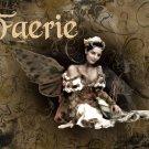 Faerie Fairy Art Print