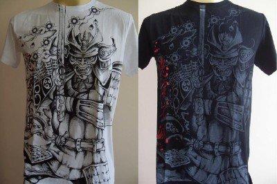 Emperor Eternity Marked  Samurai Tattoo Men T-shirt M L 18060 1700