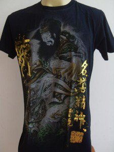 Emperor Eternity Japanese Dragon Saint Tattoo T-shirt