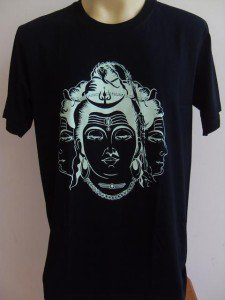 Shiva God Hindu Deity Hinduism India black M L