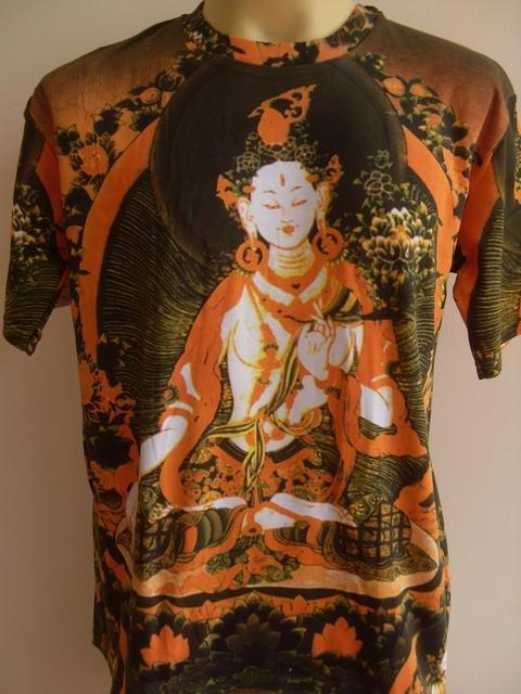 Female Bodhisattva White Tara Sita Tara Tibetan Buddhism L
