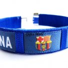 Barcelona FC Club Football Sport Adjustable Bangle Bracelet New