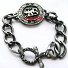 Chelsea FC Club Football Sport Metal Bangle Bracelet New