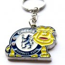 Chelsea Football Sport FC Club Metal Key Chain Ring