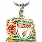 Liverpool Football Sport FC Club Metal Key Chain Ring