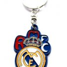 Real Madrid Football Sport FC Club Metal Key Chain Ring