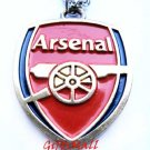 Arsenal FC Club Football Sport Soccer Colorful Necklace Pendant With Chain