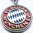 Bayern Munich FC Club Football Sport Soccer Colorful Necklace Pendant With Chain