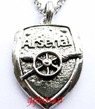 Arsenal FC Club Football Sport Soccer Alloy Necklace
