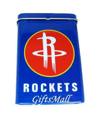 Cigarette Case NBA Houston Rockets