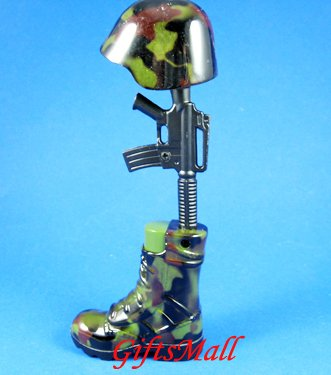 Hat-Gun-Boot Metal Cigarette Lighter Rare