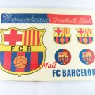 FC Club Sports Football Car Sticker Barcelona Brand New