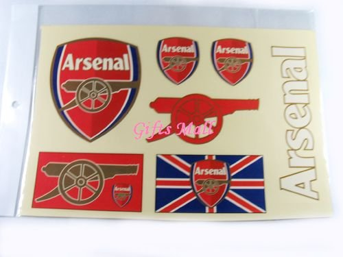 FC Club Sports Football Car Sticker Arsenal