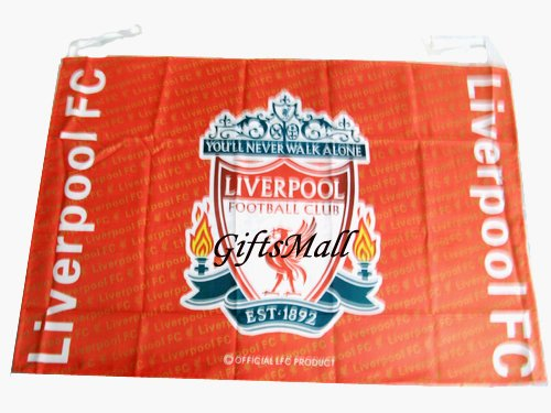 FC Club Sports Football Soccer Official Team Flag Liverpool