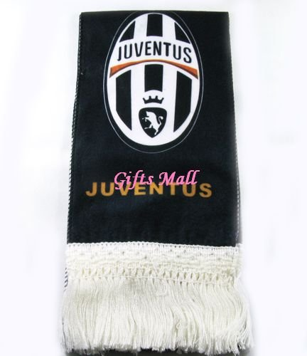FC Club Sports Football Soccer Flannel Shawl Scarf Juventus