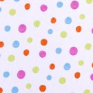 Kawaii dots oxford 20s//pink//cotton