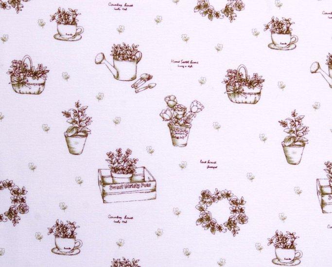 Mini flowerpots