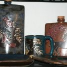 Blaze International Pottery Collection--assorted pieces