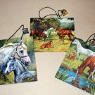 gift bags, horse theme, choice of 3 (wrap)