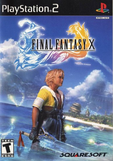 Final Fantasy X PlayStation