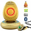 Golden Buddha Cellphone with Genuine Jade (Reserve Edition)