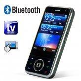 Legacy Quadband Dual SIM Touchscreen Cellphone 2.8 Inch Screen
